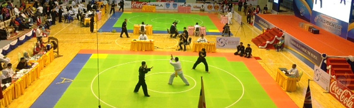 What is Pencak Silat?