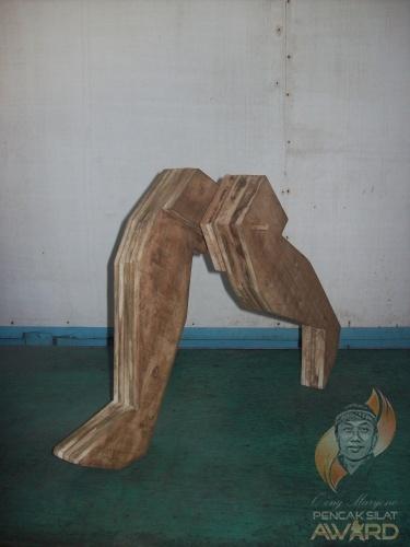 """Nanang """"Kuda-Kuda"""" (Stance)"""