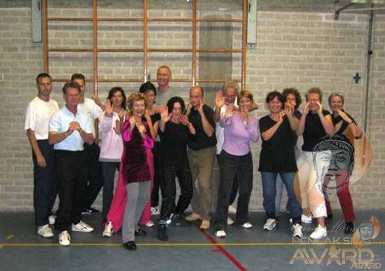 Participants of the Adult (volwassen) Program