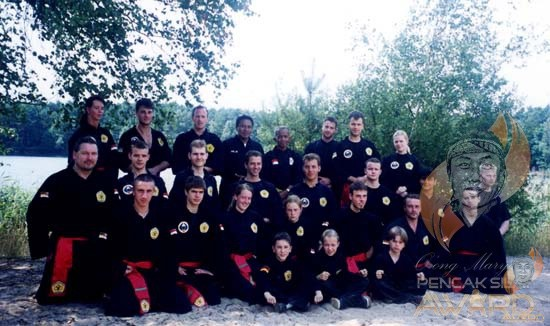 Pencak Silat Summer Camp in Berlin (2002)