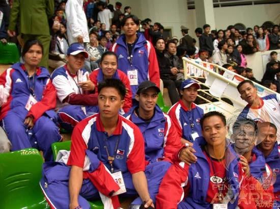 XII SEA Games Hanoi 2003