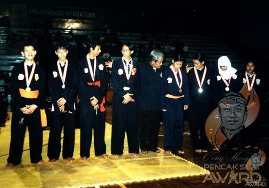 East Jakarta Championships 2003