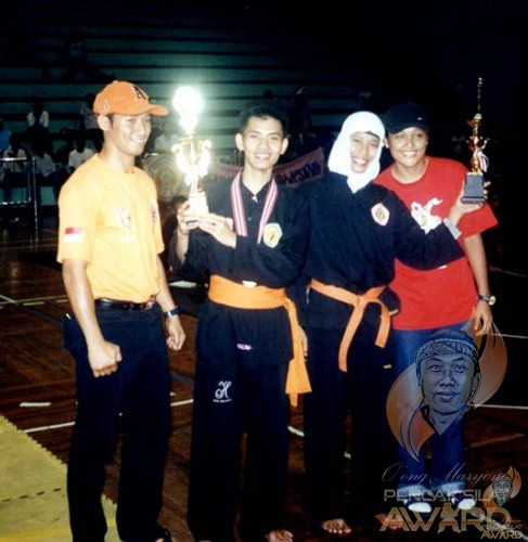 East Jakarta Competitions 2003