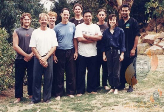 Workshop in Australia