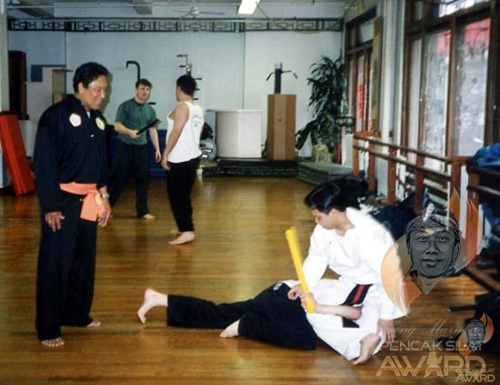 Workshop in New York 2002