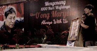 Mas O'ong Maryono: Always With Us