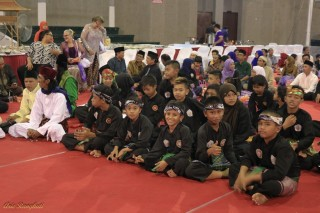 Little fighters of Elang Putih