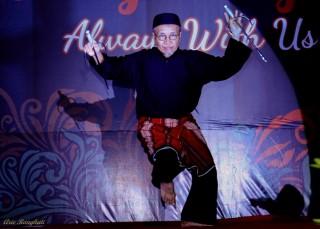 Jurus Trisula Kembar Guru Besar Ilham Uripiana Perguruan Elang Putih Bondowoso