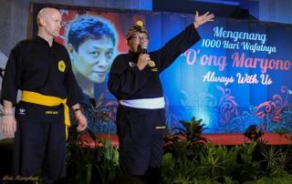 Dewan Guru KPS Nusantara Bambang Anggono dan Andre Mewis KPS Nusantara Germany