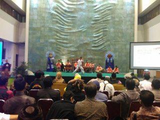 Silat Betawi performance
