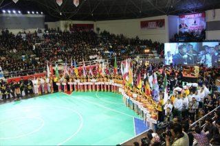 Pembukaan Kejuaraan Silat ke 17 (by Bambang)
