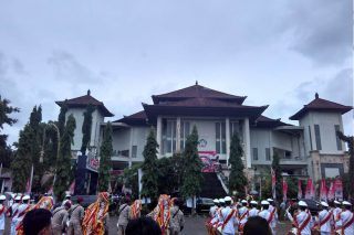 Gelanggang Olah Raga Lila Bhuana Tempat Pelaksanaan Kejuaraan Dunia Silat
