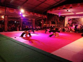 Pencak Silat oleh KPSN Nusantara Muntilan