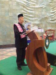 Sambutan Bapak Jendral Eddie M Nalapraya