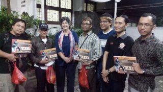 Togther with Silat Internasional, and HUT perguruan KPS Nusantara