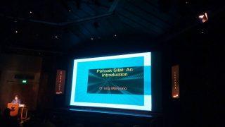 Lia's presentation