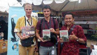 Gabriel Facal, penulis buku Keyakinan dan Kekuatan: Seni Bela Diri Silat Banten
