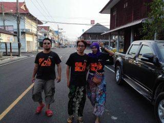 Roaming around Songkla city, Thailand